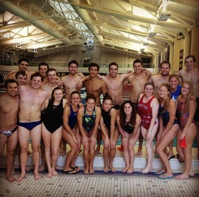 Water Polo Team 2013