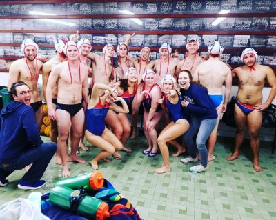 Water Polo Team 2017